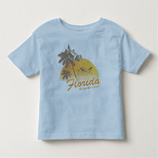 Visit Florida, the Weather's Great - hurricane Tee Shirts