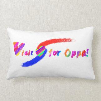 Visit for Oppa Lumbar Pillow
