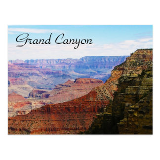 Visit Grand Canyon Post Card