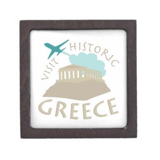 Visit Historic Greece Premium Gift Box