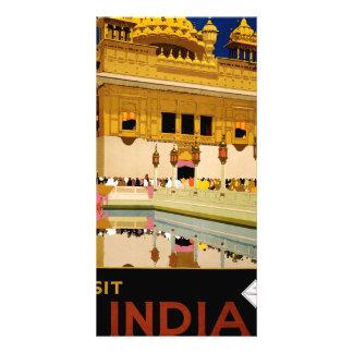 Visit India Card