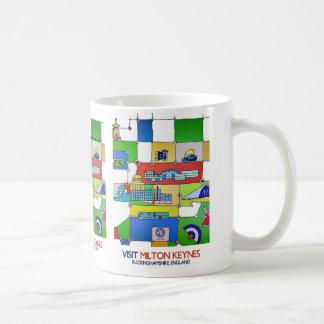 Visit Milton Keynes mug