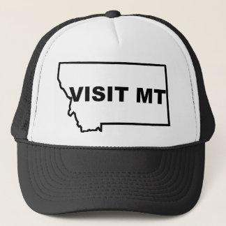 Visit Montana Trucker Hat