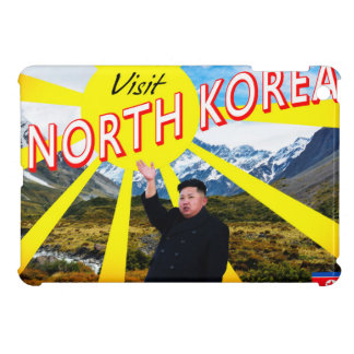 Visit North Korea iPad Mini Covers