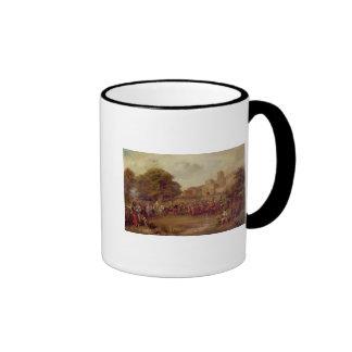 Visit of James I to Houghton Tower Ringer Mug