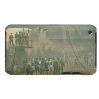 Visit of the Prince of Wales to the SS Great Easte Case-Mate iPod Touch Case