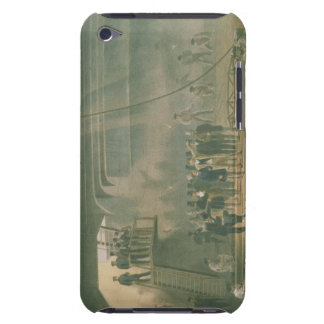 Visit of the Prince of Wales to the SS Great Easte iPod Case-Mate Case