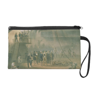 Visit of the Prince of Wales to the SS Great Easte Wristlet Purse