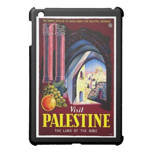 Visit Palestine Holy Land Vintage Travel Art Case For The iPad Mini