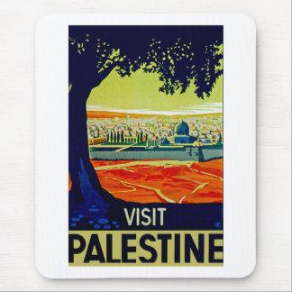 Visit Palestine Mouse Pads