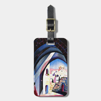 Visit Palestine The Land of The Bible Bag Tag