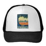 Visit Palestine, Vintage Hat