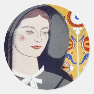 Visit Pennsylvania Classic Round Sticker