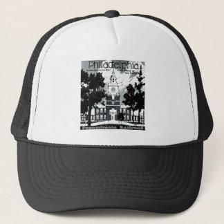 Visit Philadelphia on the Pennsylvania Railroad Trucker Hat