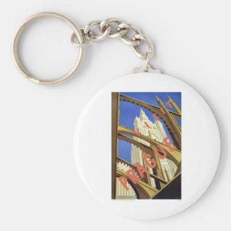 Visit Prague Czech Republic Key Chains