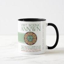 Visit Scenic Annwn Mug