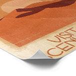 Visit Scenic Arrakis - Vintage Travel Poster