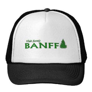 Visit Scenic Banff Mesh Hats