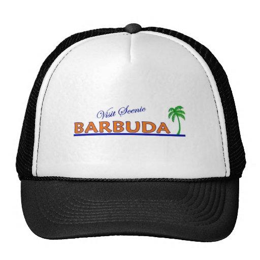 Visit Scenic Barbuda Trucker Hat