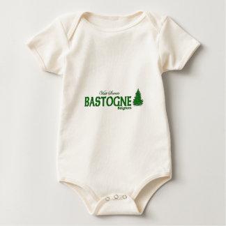 Visit Scenic Bastogne, Belgium Baby Bodysuit