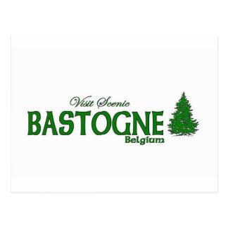 Visit Scenic Bastogne, Belgium Postcard