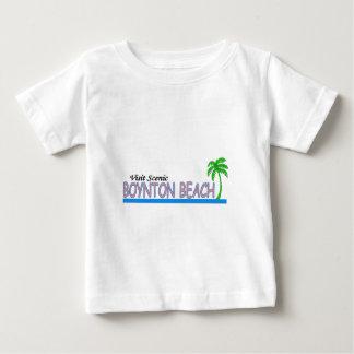Visit Scenic Boynton Beach Baby T-Shirt