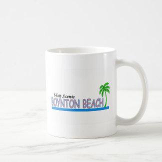 Visit Scenic Boynton Beach Coffee Mug