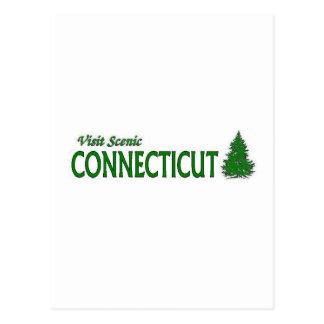 Visit Scenic Connecticut Postcard