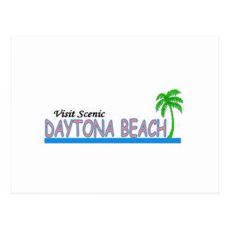 Visit Scenic Daytona Beach Postcard