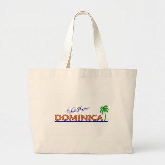 Visit Scenic Dominica Tote Bags