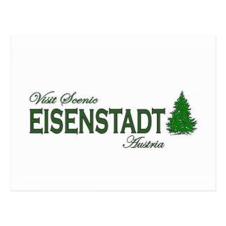 Visit Scenic Eisenstadt Postcard