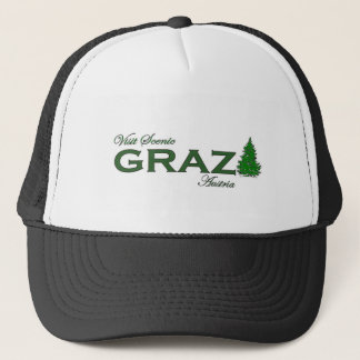 Visit Scenic Graz Trucker Hat