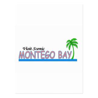 Visit Scenic Montego Bay Postcard