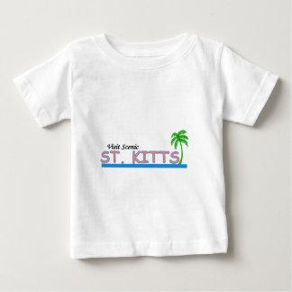 Visit Scenic St. Kitts Baby T-Shirt