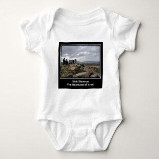Visit Shomron Baby Bodysuit