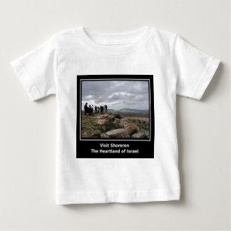 Visit Shomron Baby T-Shirt