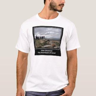 Visit Shomron T-Shirt
