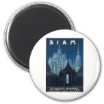 Visit Siam Poster Magnets