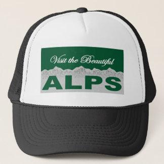 Visit the Beautiful Alps Trucker Hat