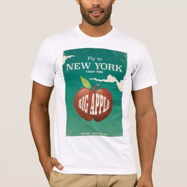 bartonleclaydesign Visit the Big Apple - New york T-Shirt