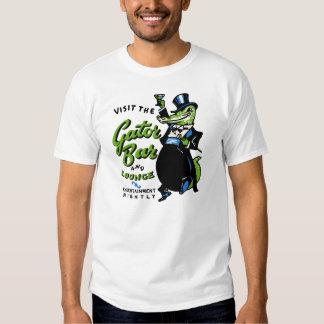 Visit the Gator Bar and Lounge T Shirt