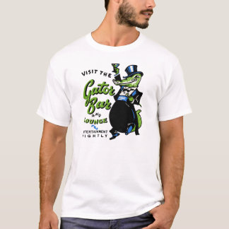 Visit the Gator Bar and Lounge T-Shirt