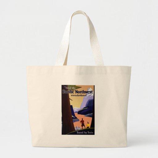 Visit The Pacific Northwest Bag