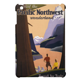 Visit the Pacific Northwest wonderland 1925 Cover For The iPad Mini