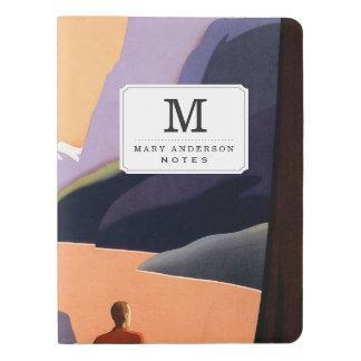 Visit the Pacific Northwest Wonderland... Extra Large Moleskine Notebook