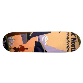 Visit the Pacific Northwest Wonderland... Skate Board Decks