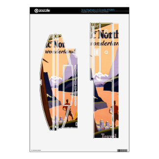 Visit the Pacific Northwest Wonderland... Skin For The PS3 Console