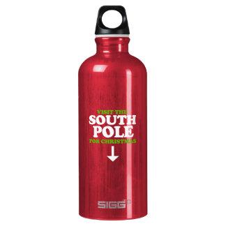 Visit the South Pole SIGG Traveler 0.6L Water Bottle
