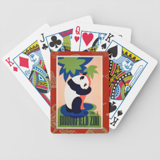 Visit The Zoo!! Bicycle Playing Cards