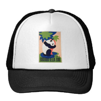 Visit The Zoo!! Mesh Hat